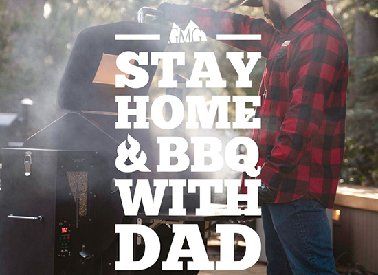 fathers day 2020 home